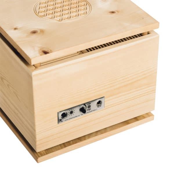 ZirbenLuefter-Cube-pure-Luftreiniger-Luftbefeuchter