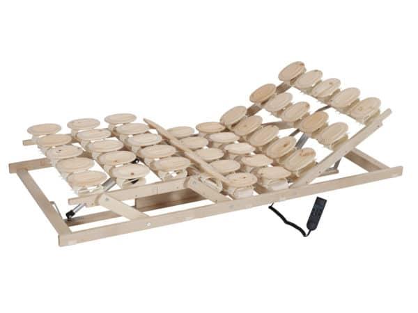 Relax Schlafsystem 2000 aus Zirbenholz mit Motor